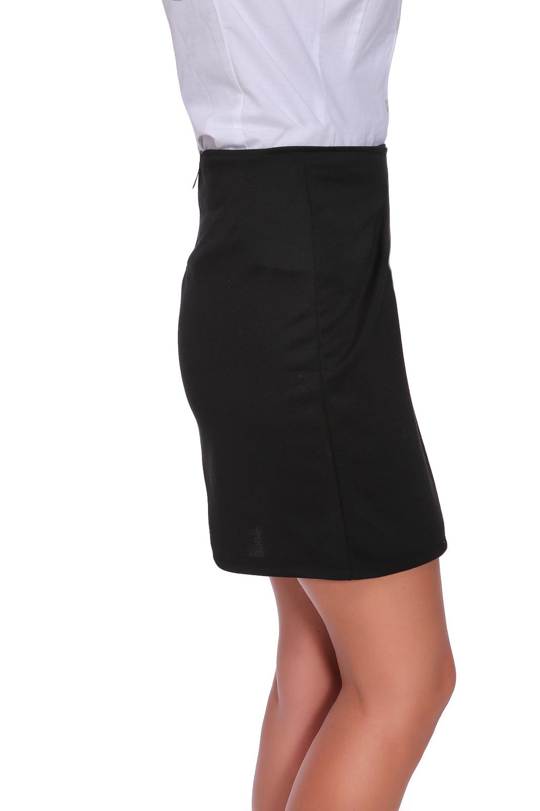 womens bodycoton strech waist pencil work office business