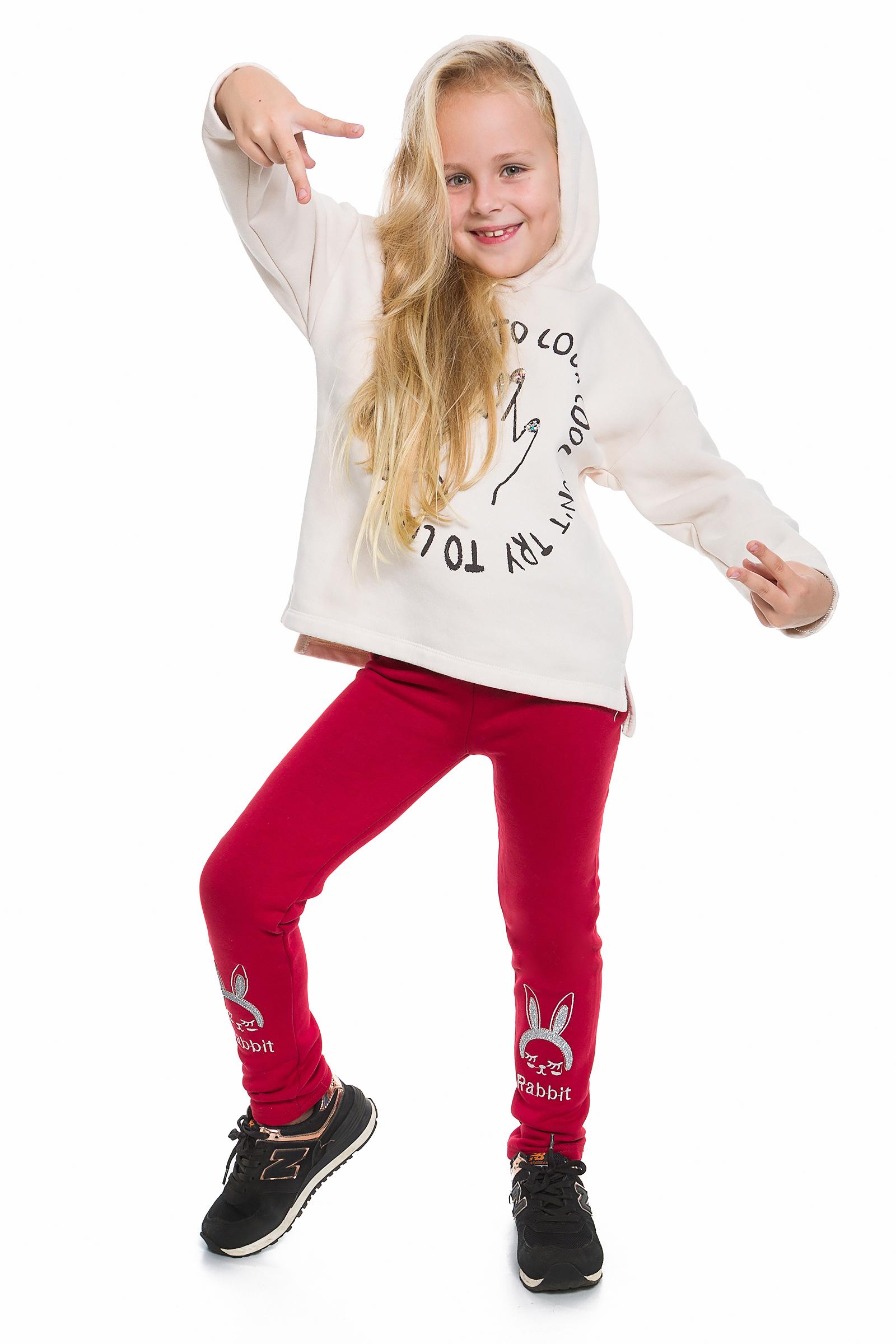 Neuf pour Enfants Filles Hiver Décontracté Thermique Coton Uni Legging Tous Âges
